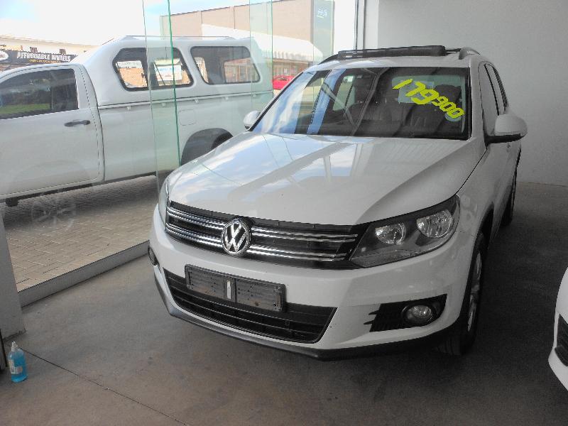 2014 Volkswagen Tiguan  1.4TSI 118kW Trend&Fun for sale - 911